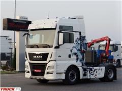 MAN TGX 18.480 / XXL / RETARDER / EURO 6 / OPONY 100 %