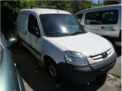 Citroën Berlingo to be reconditioned - No Document