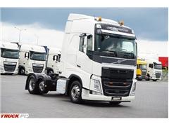 Volvo / FH / 460 / EURO 6 / ACC / PUSCHER / 3 OSIE / PEŁ