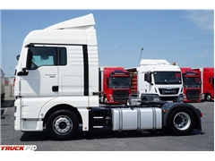 MAN TGX / 18.480 / EURO 6 / XLX / ACC / BAKI 1400 L /