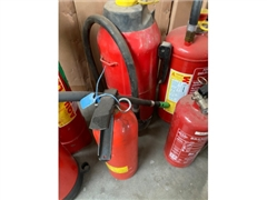 party fire extinguishers diverse