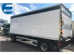 Przyczepa furgon 18 P 11 / D mit LBW,  Seitentüre