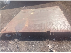 Podest klapa podjazd stalowy Metalowy Windy230x250