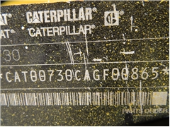 CATERPILLAR CAT 730, 2004 ROK