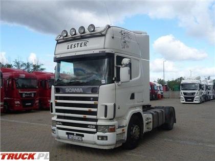 Scania 124-420 RETARDER MANUAL