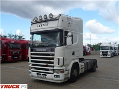 Scania 124-420 RETARDER MANUAL