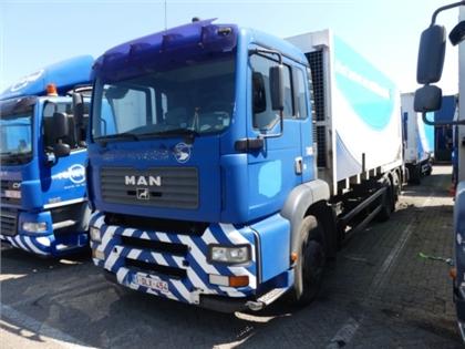 (Matis 7403)-Garbage truck Man 26,313 FNLC (2004