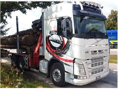 Ciężarówka podwozia-VOLVO-FH 540-Rok 12/2014-Euro