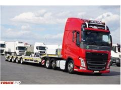 Volvo / FH / 500 / E 6 / ACC / ZESTAW NISKOPODWOZIOWY /