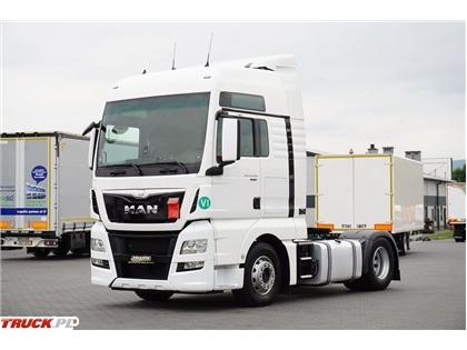 MAN TGX / 18.480 / EURO 6 / XXL / ACC / RETARDER / Eff