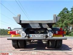 trailor TRAILOR Przyczepa pod kontenery hakowe