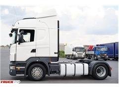 Scania / R 420 / RETARDER / HIGHLINE / OPTICRUISE