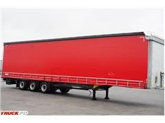 schmitz-cargobull / FIRANKA / MEGA / XL / MULTI LOCK / OŚ PODNOSZONA