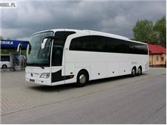 MERCEDES- BENZ TRAVEGO, EURO 6!