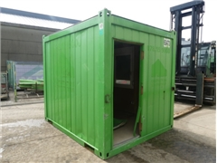 insulated office container 10 feet-Ref 63473