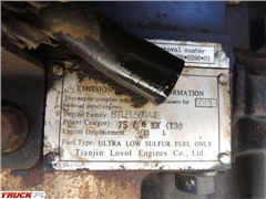 foton 824 , 2005rok , silnik Perkins 94KM