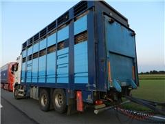 Samochod do bydla,VOLVO FH 540,-Rok 29/03/2011 z