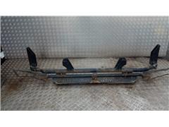 Wzmocnienie zderzaka pas rura MAN F2000