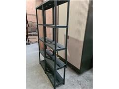 2 PVC shelves