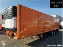 Naczepa Schmitz Cargobull chłodnia SKO 24/L - 13.5