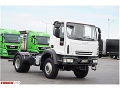 Iveco / EUROCARGO / 140E25 / 4 X 4 / MANUAL / DO ZABUDOW