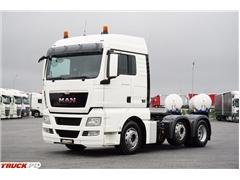 MAN / TGX / 26.440 / PUSCHER / 3 OSIE / DMC 60 000 KG