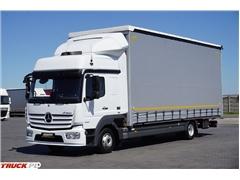 Mercedes / ATEGO / 1224 / ACC / EURO 6  / FIRANKA / 18 PALE