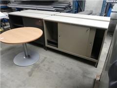 4 Double Doors Cabinets