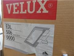 2 Slate window fittings Velux EDL S06