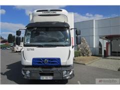 Renault SAMOCHÓD CIĘŻAROWY RENAULT D 12 240 Chłodnia 4x2