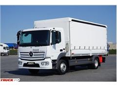 Mercedes / ATEGO / 1218 / EURO 6 / BURTO-FIRANKA / ŁAD. 610