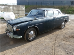 Oldtimer Rover 3 L Coupe - to be restored - No doc