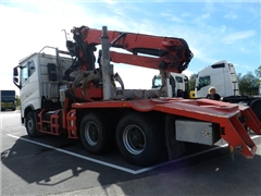 Do drewna VOLVO FH 650 z EPSILON S300L98