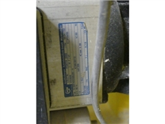 Band saw on table for LISSMAC cellular Concrete MB
