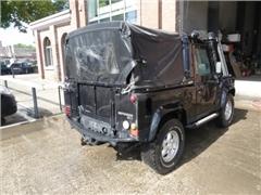 Jeep Landrover Defender 90 (2003-135,573 km)