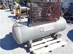 Wheel Compressor 500l BROWN CR507 + S