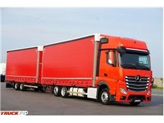 Mercedes / ACTROS / 2545 / E 6 / ACC / BDF / ZESTAW PRZESTR