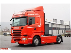 Scania / 450 / E 6 / ACC / BEZ EGR / RETARDER / HIGHLINE