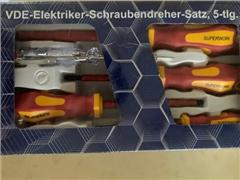 5 piece VDE shock turntable set