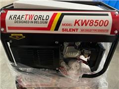 KraftWorld Gasoline Generator KW8500 Silent
