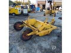 Towable scraper equipment - REF1088
