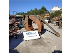 Gripper for excavator 25-40 Tons - REF1082