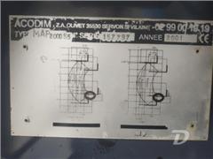 Forklift Acodim Map 2000 S5 - REF571
