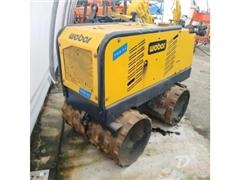Floor compact roller Weber TRC 85 - REF612