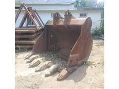 Bucket for 70Tons excavator.2,28m. For 130mm bolts