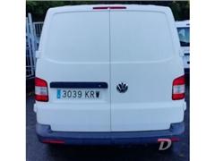 Van Volkswagen Transporter (2013 - 97.000km) - REF