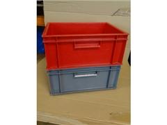 10 Bins ALLIBERT Plastic Storage stackable