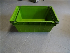 20 Bins CURTEC Plastic embodying and stackable wit