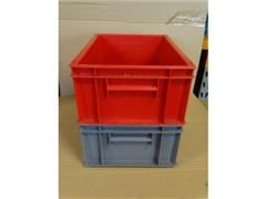 60 Bins Plastic Storage ALLIBERT stackable