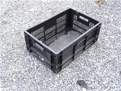 10 Plastic Storage boxes